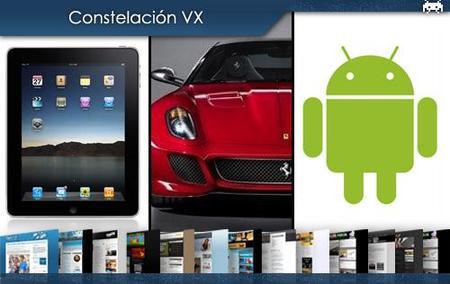 Probando el iPad, Android a tope y Ferrari 599 GTO. Constelación VX (I)