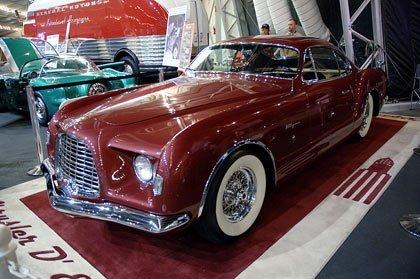1952 Chrysler d