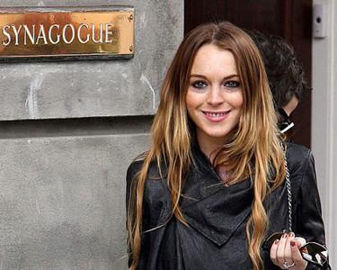 Lindsay Lohan se quiere convertir al judaísmo