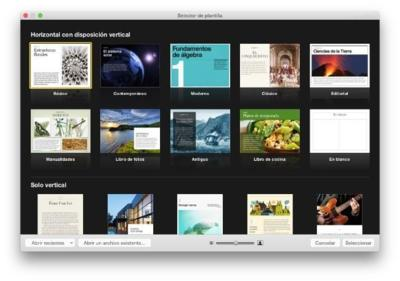 Apple introduce mejoras para los autores de iBooks Store