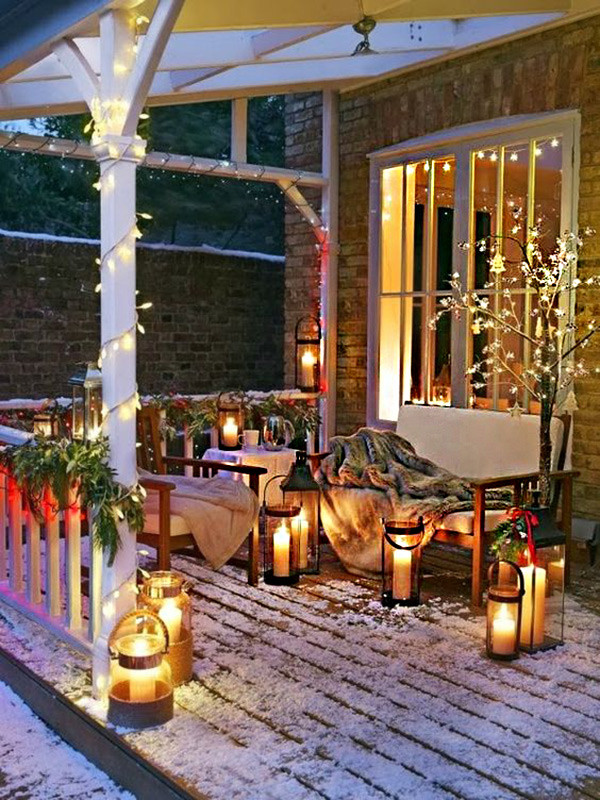 Exterior Puerta Navidad 6