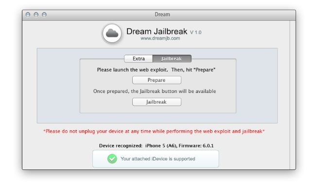 Dream Jailbreak