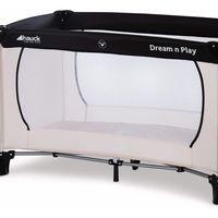 La cuna de viaje Hauck Dream'n Play Plus, ideal para vacaciones veraniegas con bebés, en oferta en Amazon por 38 euros y envío gratis [AGOTADA]