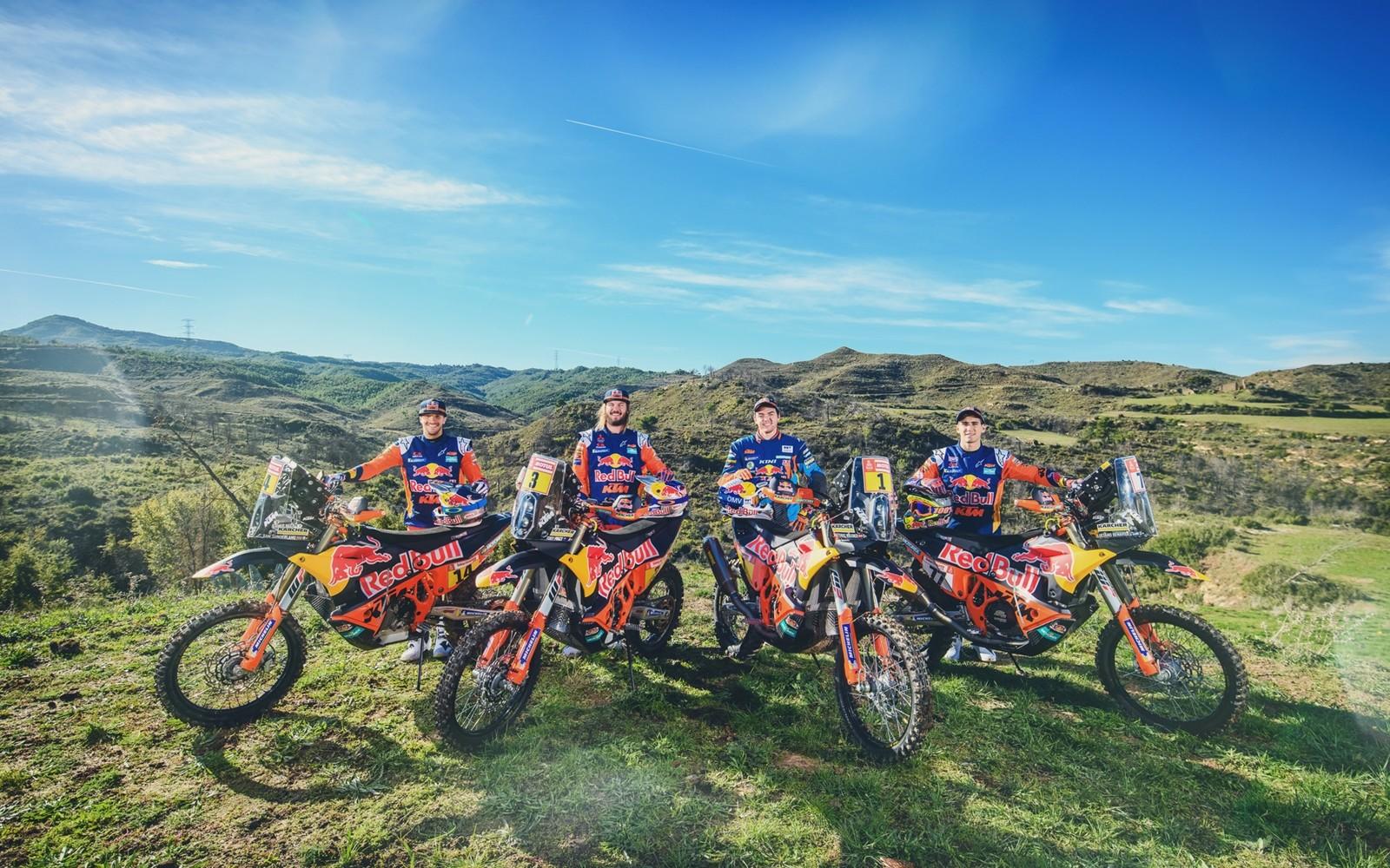 Foto de KTM 450 Rally Dakar 2019 (59/116)