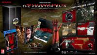 Konami confirma la fecha de lanzamiento de MGS V: The Phantom Pain y sus ediciones especiales