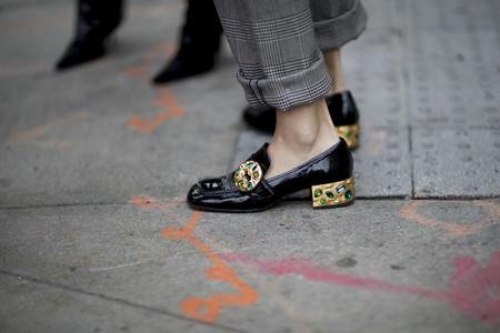 19 looks con mocasines de mujer con mucho estilo