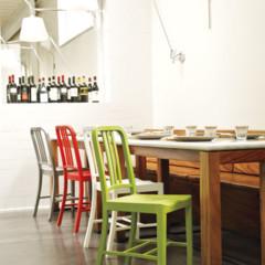 Foto 1 de 7 de la galería 111-navy-chair-reciclando-plastico-con-estilo en Decoesfera