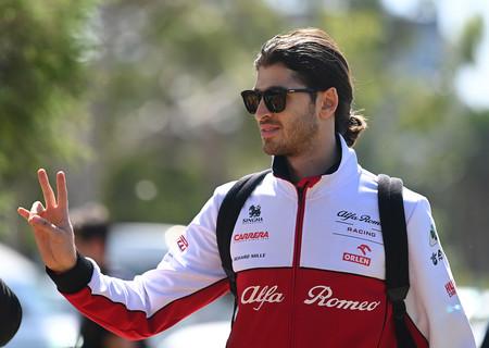 Giovinazzi F1 Australia 2020