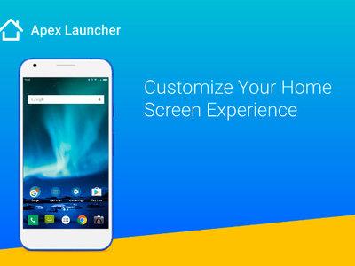 Apex Launcher abandona el olvido y regresará en Mayo siendo compatible con Android Nougat
