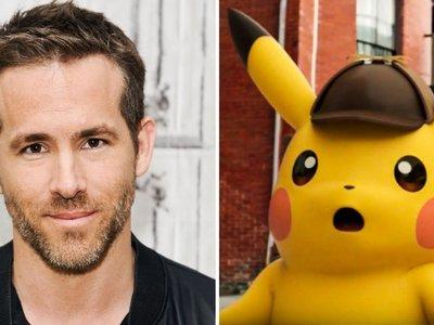 ¡Hazte con todos! Ryan Reynolds se convertirá en Pikachu