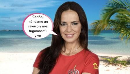'Supervivientes': La romántica promesa de Olga Moreno a su marido, Antonio David Flores