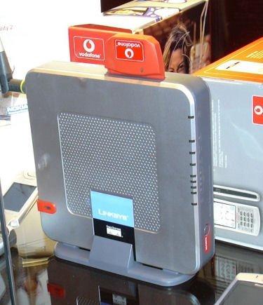 Router 3G Vodafone