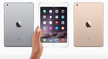 Los de Apple la vuelven a liar: el iPad mini 3 y el iPad Air 2 ya están aquí