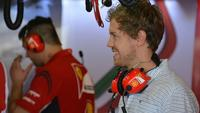 Sebastian Vettel inicia en Abu Dhabi su ciclo con Ferrari