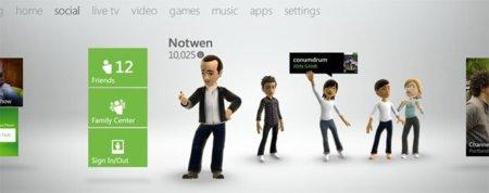 Microsoft revela que Xbox Live formará parte importante de Windows 8