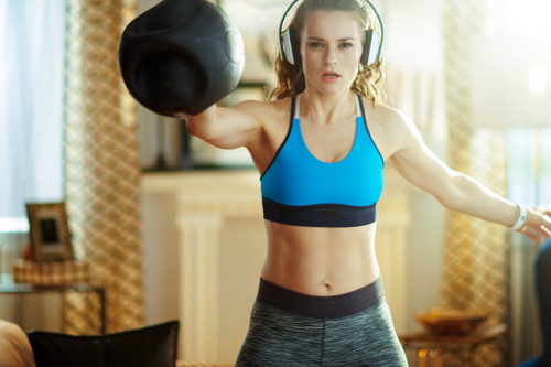 Cómo entrenar en casa para perder peso y volumen
