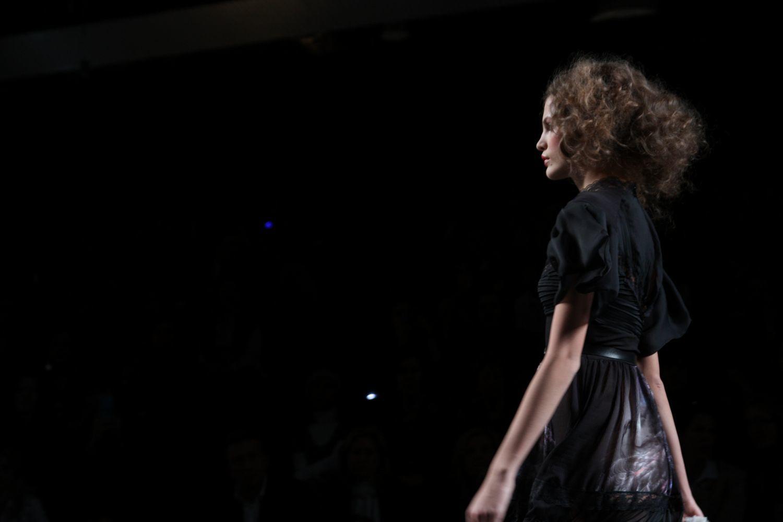 Foto de Alma Aguilar en la Cibeles Madrid Fashion Week Otoño-Invierno 2011/2012 (45/126)