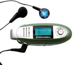 Commodore Mpet, reproductor de MP3