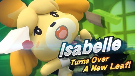 Super Smash Bros Ultimate Canela
