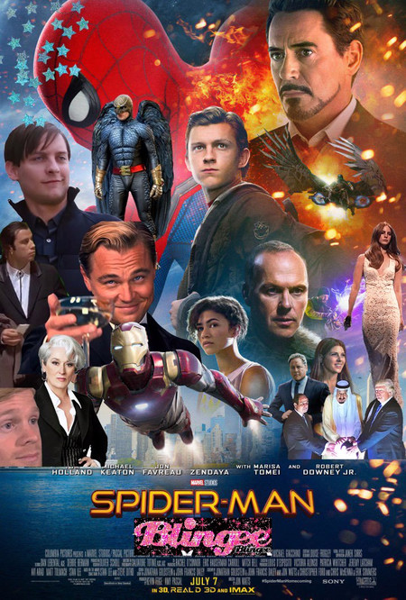 Spider Man Homecoming Fan