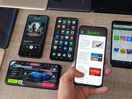 Gama Xiaomi Xataka 1
