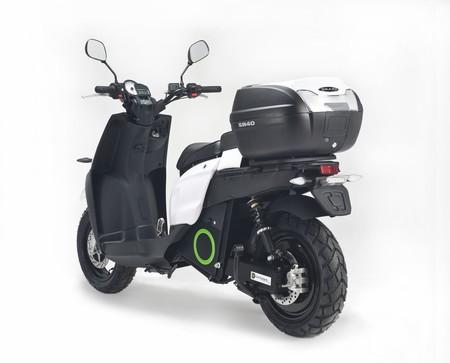 Moto Electrica 027