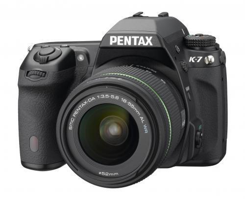 PentaxK-7presentadaoficialmente