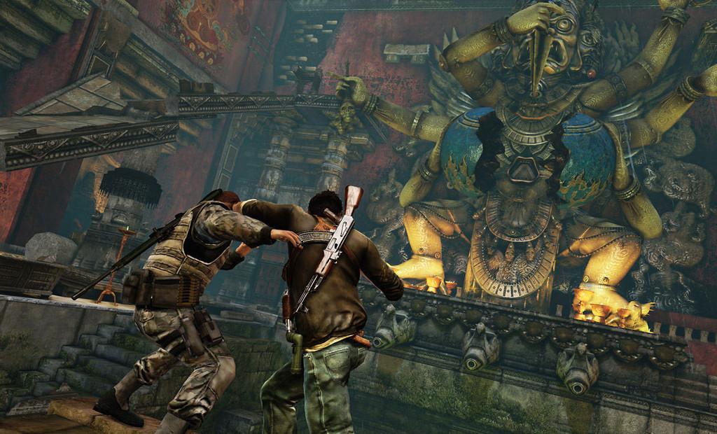 Foto de Uncharted 2 nuevas fotos (24/28)