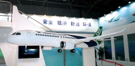 ¿Aviones made-in-China? COMAC llega para rivalizar con Airbus y Boeing