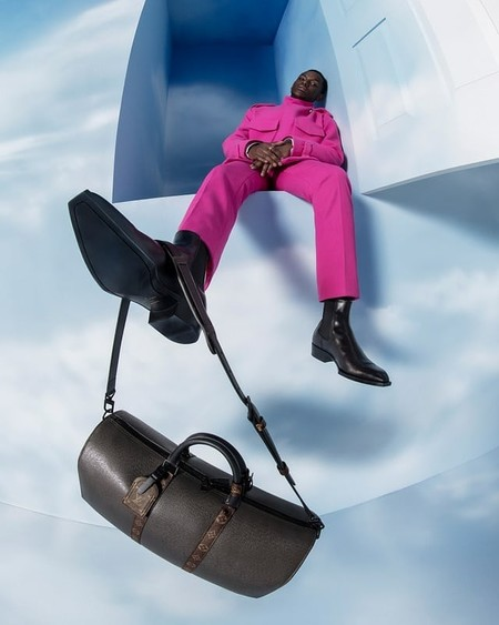 Louis Vuitton Y El Surreal Cielo Del Lujo En Su Campana De Invierno Por Tim Walker 1