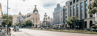 Estos son los coches que no podrán circular dentro de la M-30 en Madrid sin la etiqueta de la DGT desde 2022