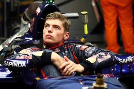 Max Verstappen sugiere que Jean-Eric Vergne permanezca en Toro Rosso