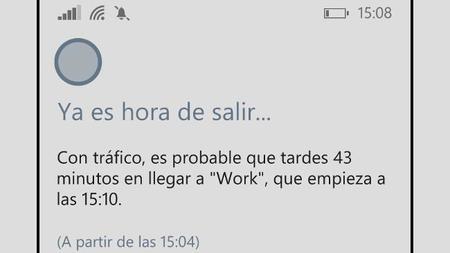 Consiguen reproducir el mensaje de Cortana hablando español