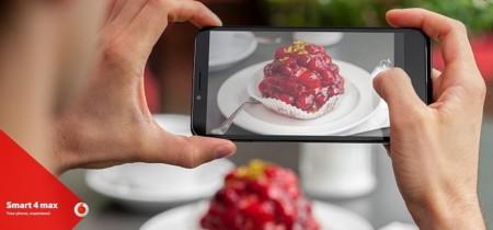 Vodafone Smart 4 Max, el primer phablet de marca propia y las diferencias con sus hermanos pequeños