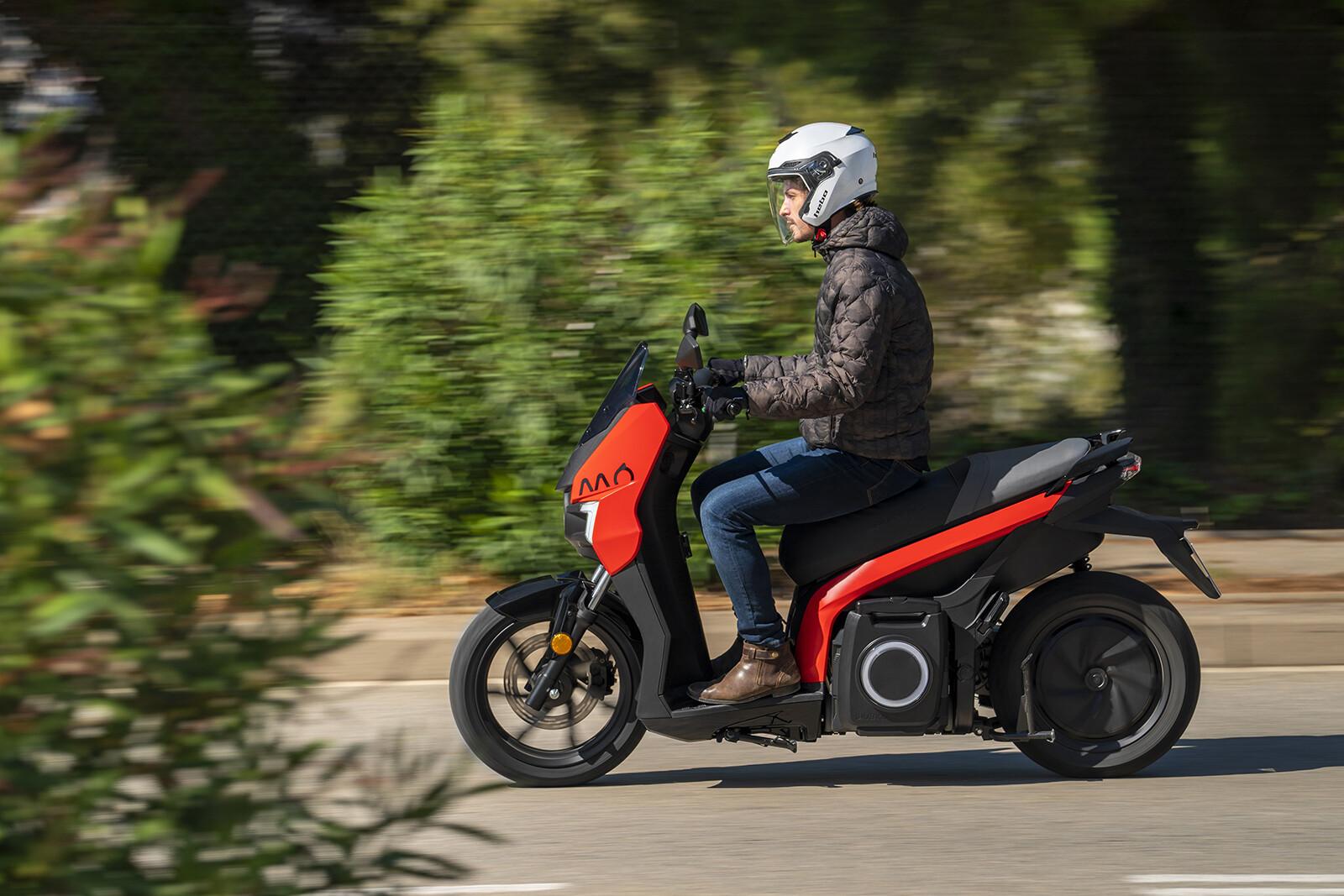 Foto de SEAT MÓ eScooter 125 (45/81)