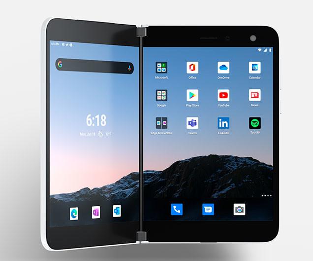Surface Duo: Microsoft avisa el precio de su amovible plegable y estará disponible a abrir de septiembre (en Estados Unidos)