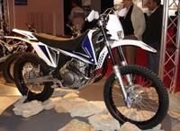 Salón de París: Scorpa T-Ride 250F