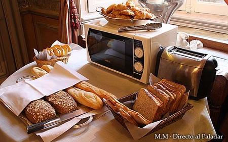 Desayuno en el Château des Briottieres