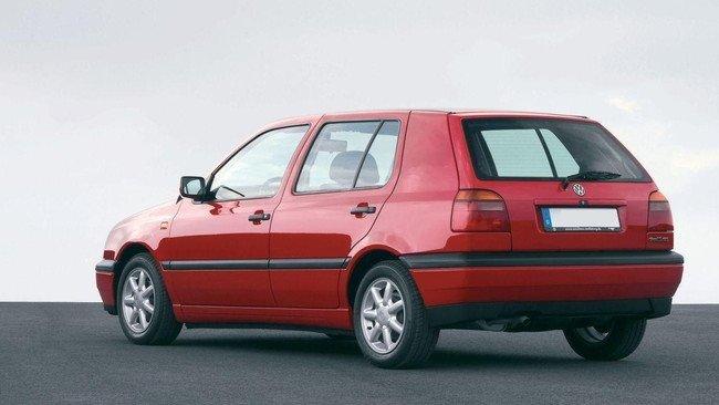 Volkswagen Golf 1.9 TDI (1991)
