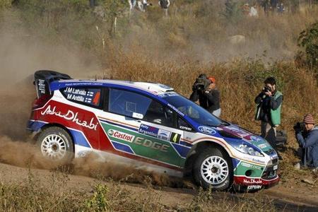 Rally de Argentina 2011: Jari-Matti Latvala sigue con la tradición de los finlandeses voladores