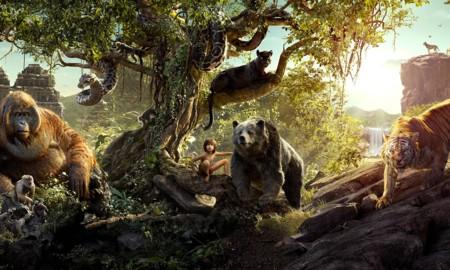 Poster El Libro De La Selva