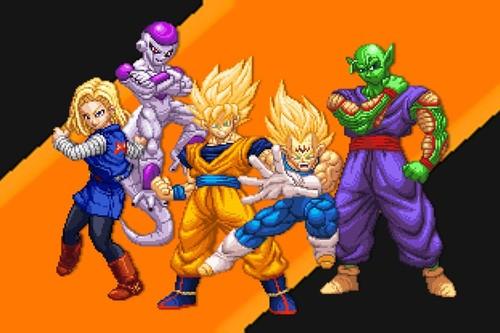 Hyper Dragon Ball Z: el juego de Goku que siempre quisimos que hiciese Capcom y acabaron creando los propios fans