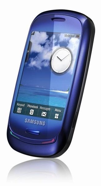 Samsung Blue Earth, el primer móvil ecológico solar en exclusiva para Vodafone