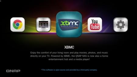 XBMC en Qnap
