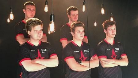 Audi también apuesta por los eSports con Astralis, equipo profesional de la Eleague de CS:GO