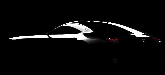 Concept Mazda Salon Tokyo