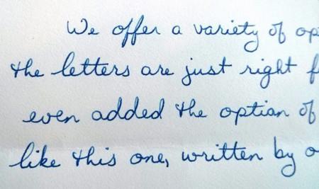 ¿Serías capaz de reconocer si esta carta la ha escrito un robot?