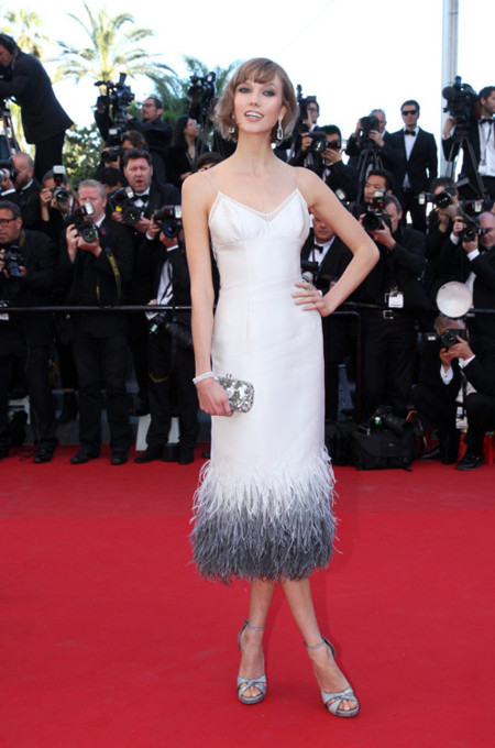 Kloss cannes 2013 mejor vestidas