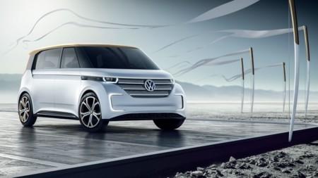 Volkswagen BUDD-e concept: la visión más clara del futuro en forma de monovolumen