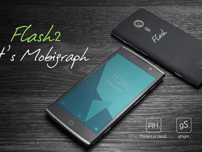 Alcatel renueva su apuesta por el selfie-phone con el Flash 2, una nueva opción con flash frontal